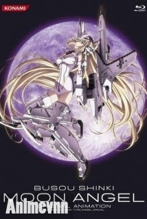 Busou Shinki Moon Angel -  2012 Poster
