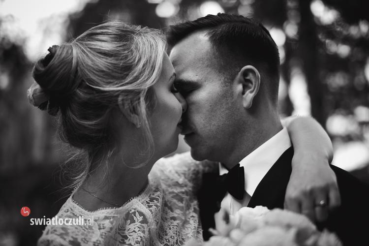 Alicja i Piotrek- pięknie zakochani