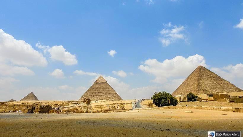 Complexo de Gizé - Pirâmides do Egito por dentro: saiba como visitar