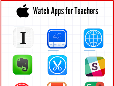 9 Good Apple Watch Apps for Teachers