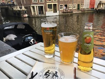Amsterdam river Amstel house beer bier biere Heineken