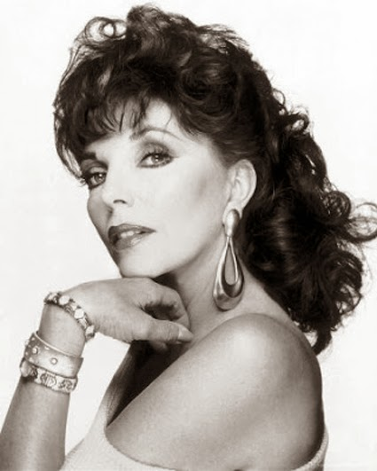 Birthdays: Joan Collins (see More