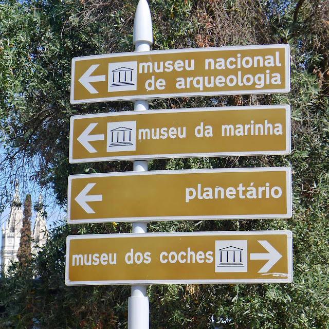 Lisbon Directions