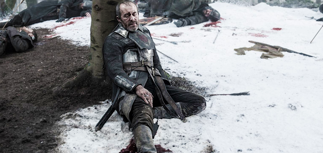 Stannis este rănit