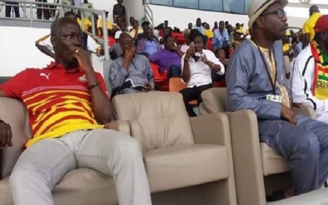 Sports ministry fight: It is our football that will suffer - GFA