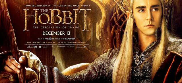 Thranduil in The Hobbit: The Desolation Of Smaug