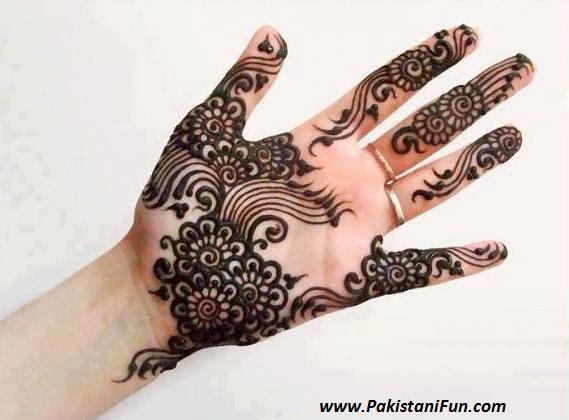 Mehndi Unique Designs 2015 : Eid mehndi designs special hands