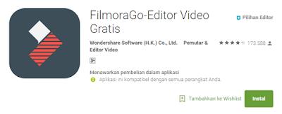 Filmora Go Video