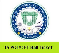TS POLYCET Hall Ticket