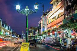 Malioboro Tempat Favorit di Yogjakarta