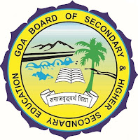 Goa Board Time Table 2017