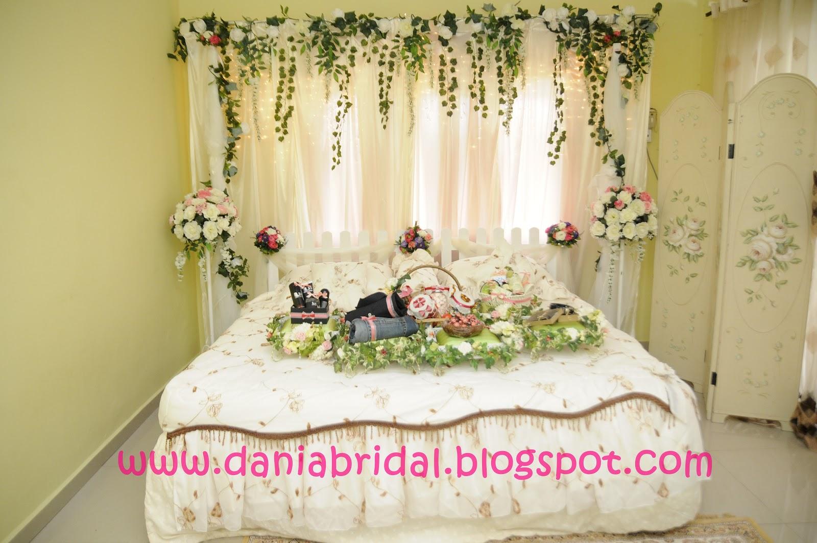 hiasan bilik tidur pengantin yang simple: Hiasan bilik tidur pengantin ...
