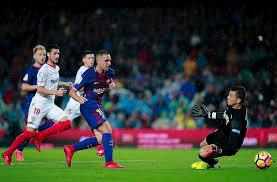 مشاهدة مباراة برشلونة واشبيلية بث مباشر اليوم 20-10-2018 Barcelona vs Sevilla