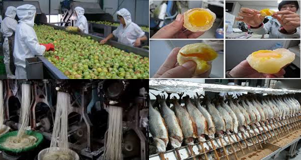 Foods Made In China Contain Plastics, Pesticides and Carcinogens