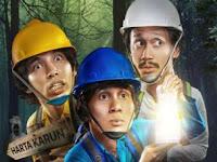 Download Film Warkop DKI Reborn: Jangkrik Boss Part 2 (2017) - Pencarian Harta Karun WEB-DL