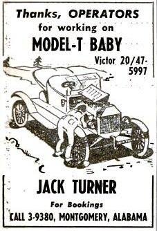 Mellow's Log Cabin: Jack Turner