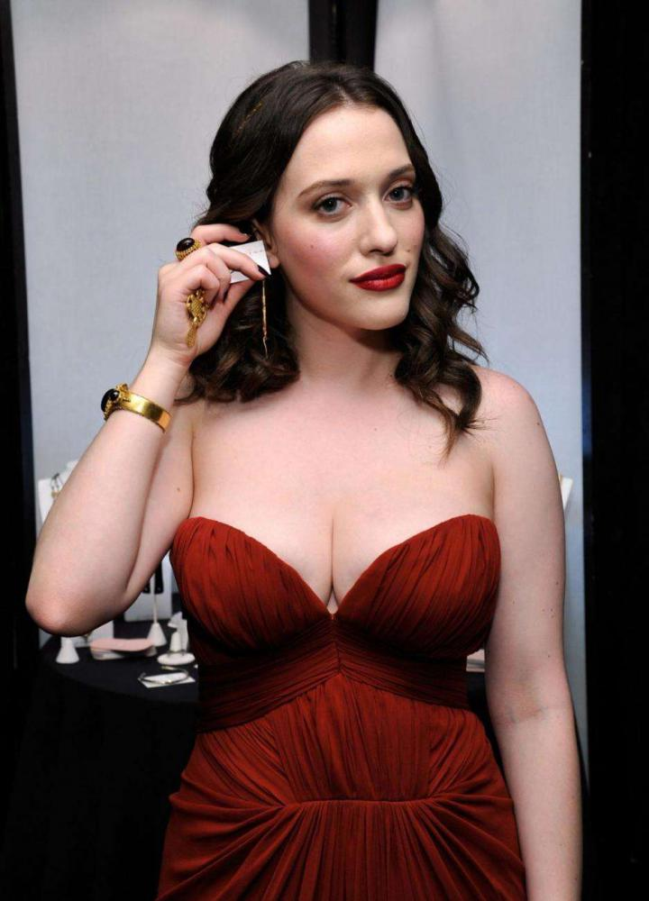 You Hot kat dennings cleavage well, not