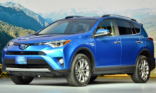 2016 toyota rav4 blue pearl hybrid elegant design toyota update review. Black Bedroom Furniture Sets. Home Design Ideas