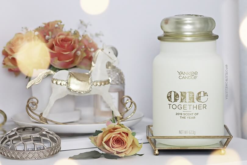 yankee candle one together scent of the year 2019