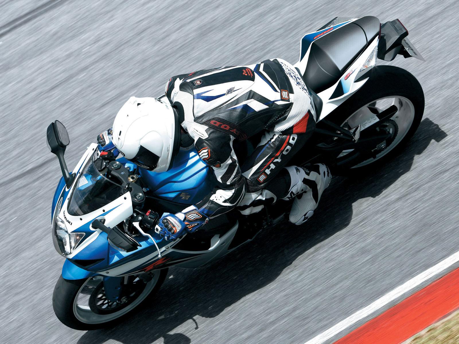 Gambar Motor 2011 SUZUKI GSXR600