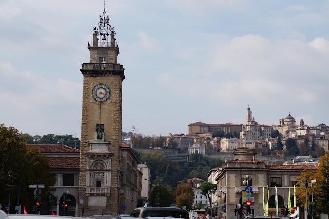 Bergamo Cidade Alta