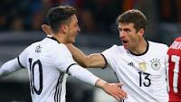 Jerman vs Ceko 3-0 Video Gol & Highlights