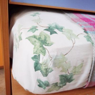 Ecco il video per cucire l'elastico all'angolo del lenzuolo