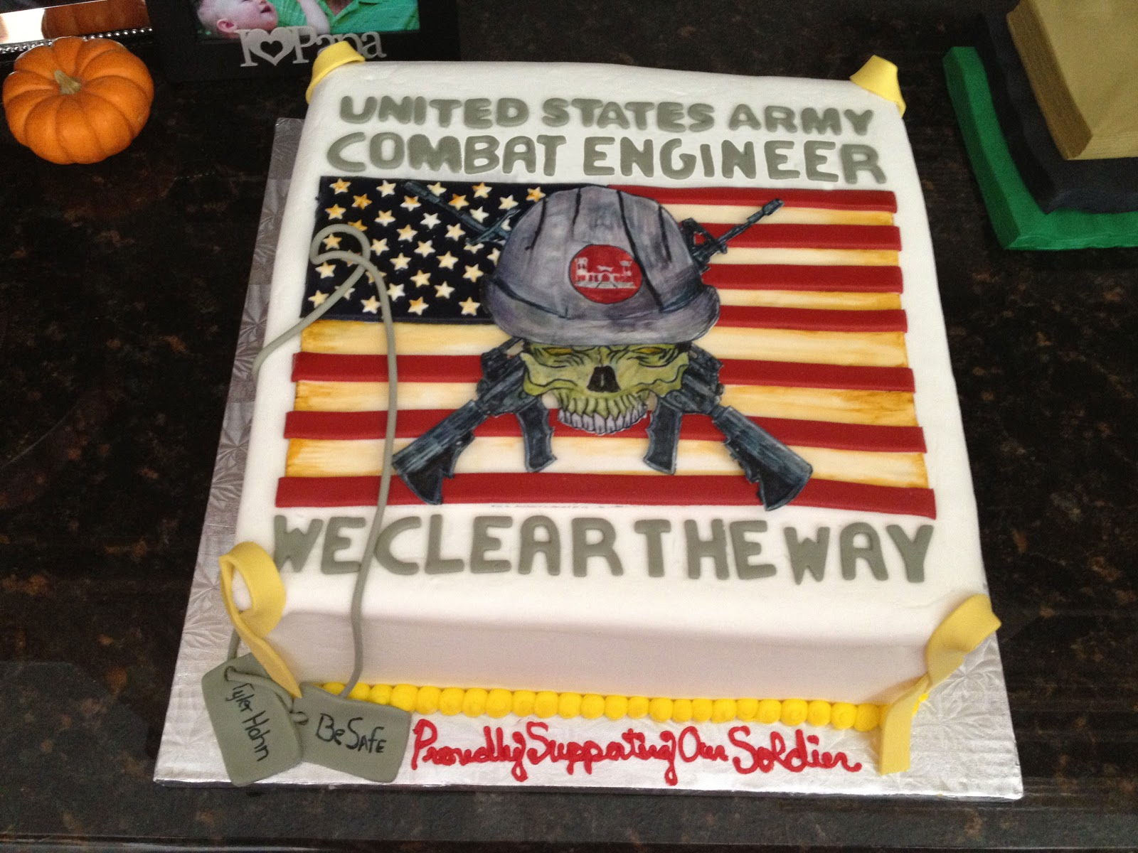 Cakecreated Deployment Cake