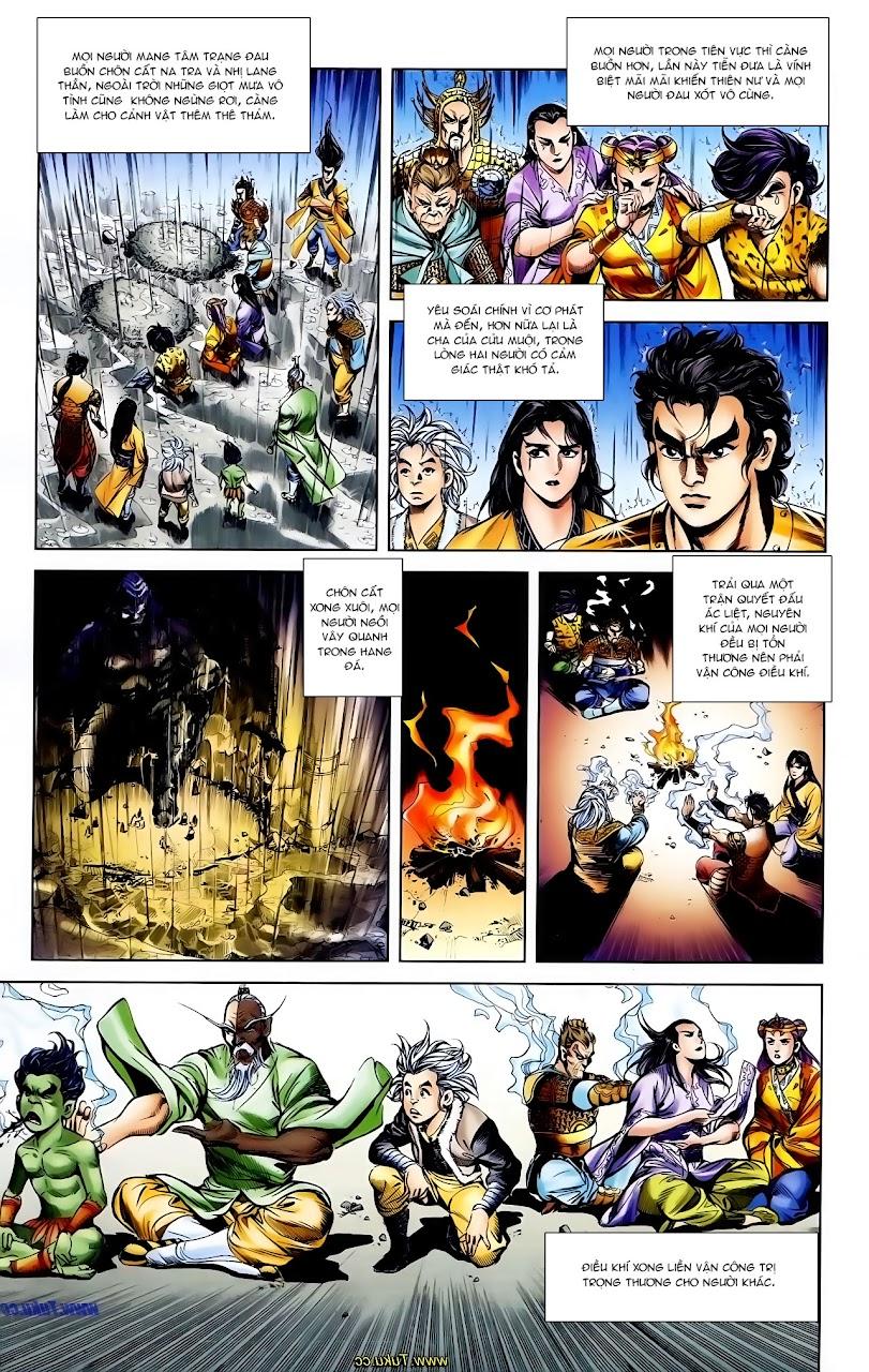 Cơ Phát Khai Chu Bản chapter 111 trang 8