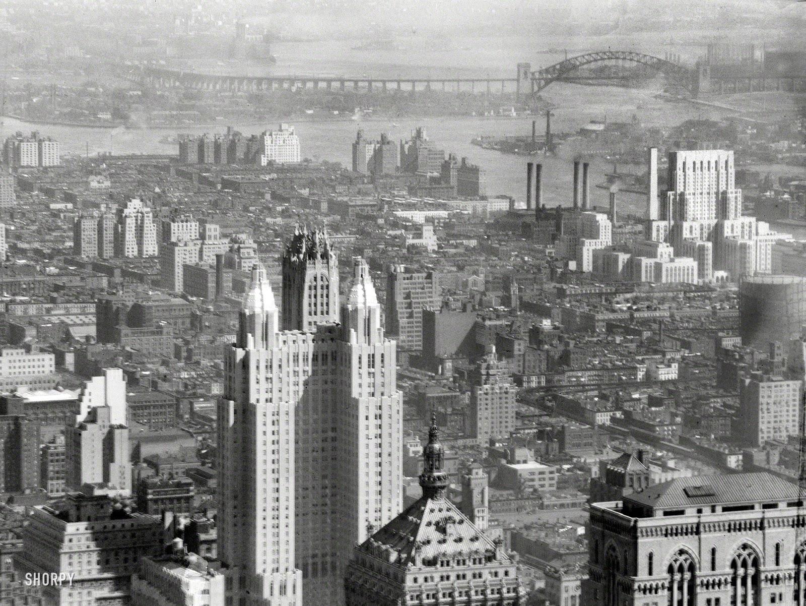 new york history geschichte manhattan in the 1930s. Black Bedroom Furniture Sets. Home Design Ideas