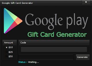 google play redeem code generator no survey apk
