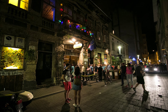 I ruin pubs-Budapest
