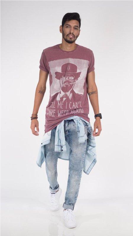 camiseta longline onde comprar