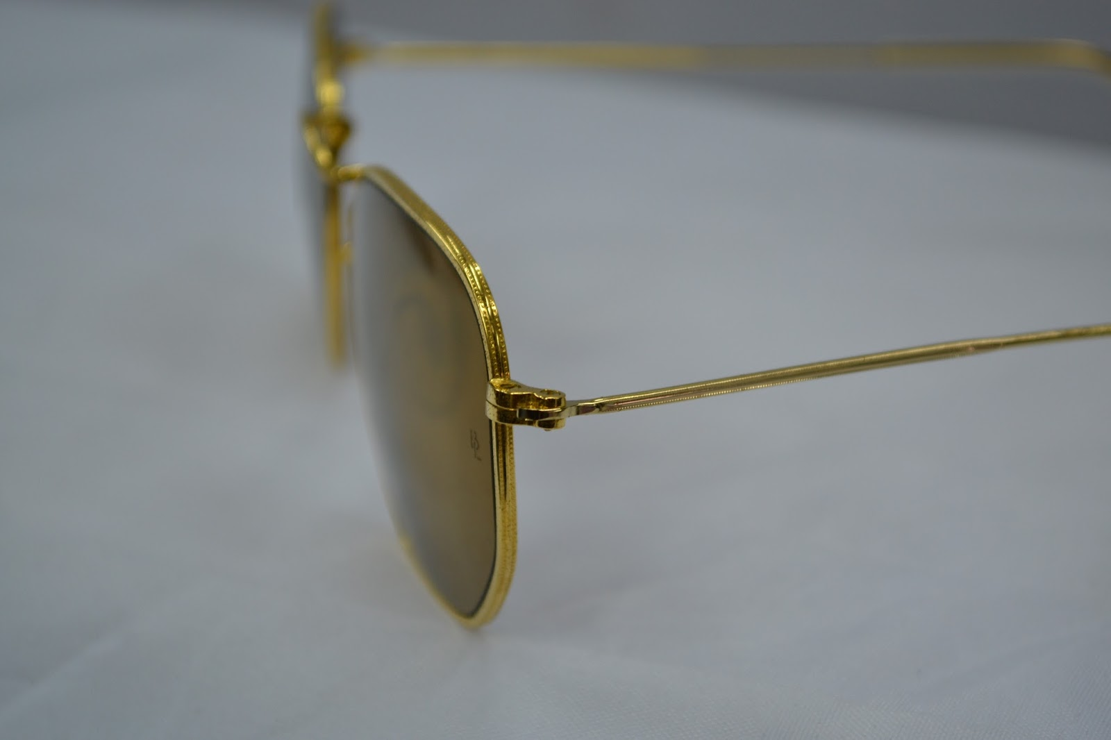 8105d5721f8 Rayban Diamond Hard Usa For Sale. Vintage sunglass  ...