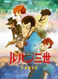 Lupin III: Part V الحلقة 15 مترجم اون لاين