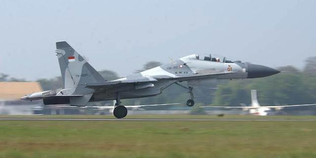 Berapa Gaji Pilot Tempur TNI AU