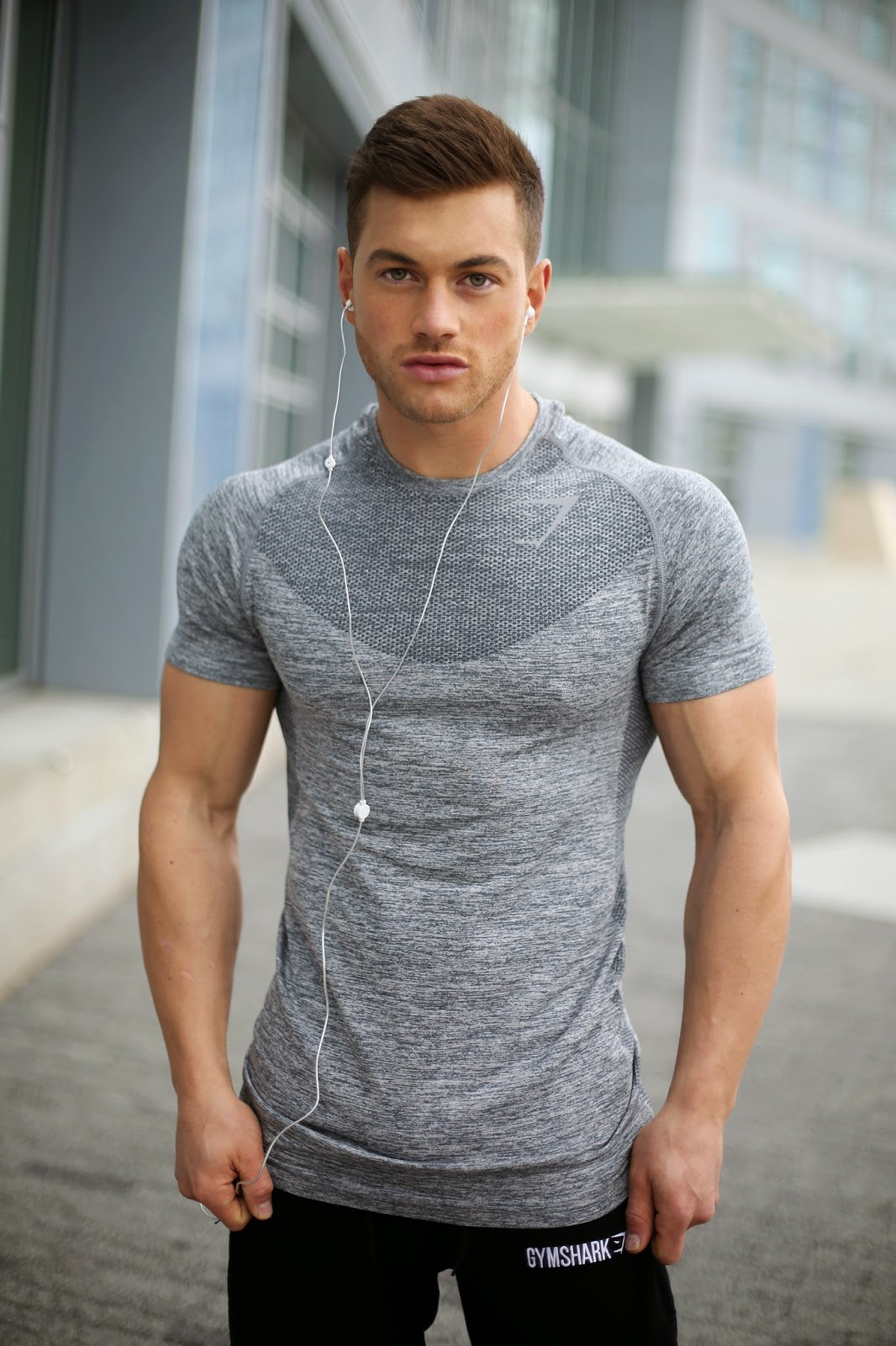 Ali Gordon Fashion Amp Fitness Gym Shark