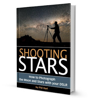 Shooting Stars - how to photograph the Moon and the Stars e-book