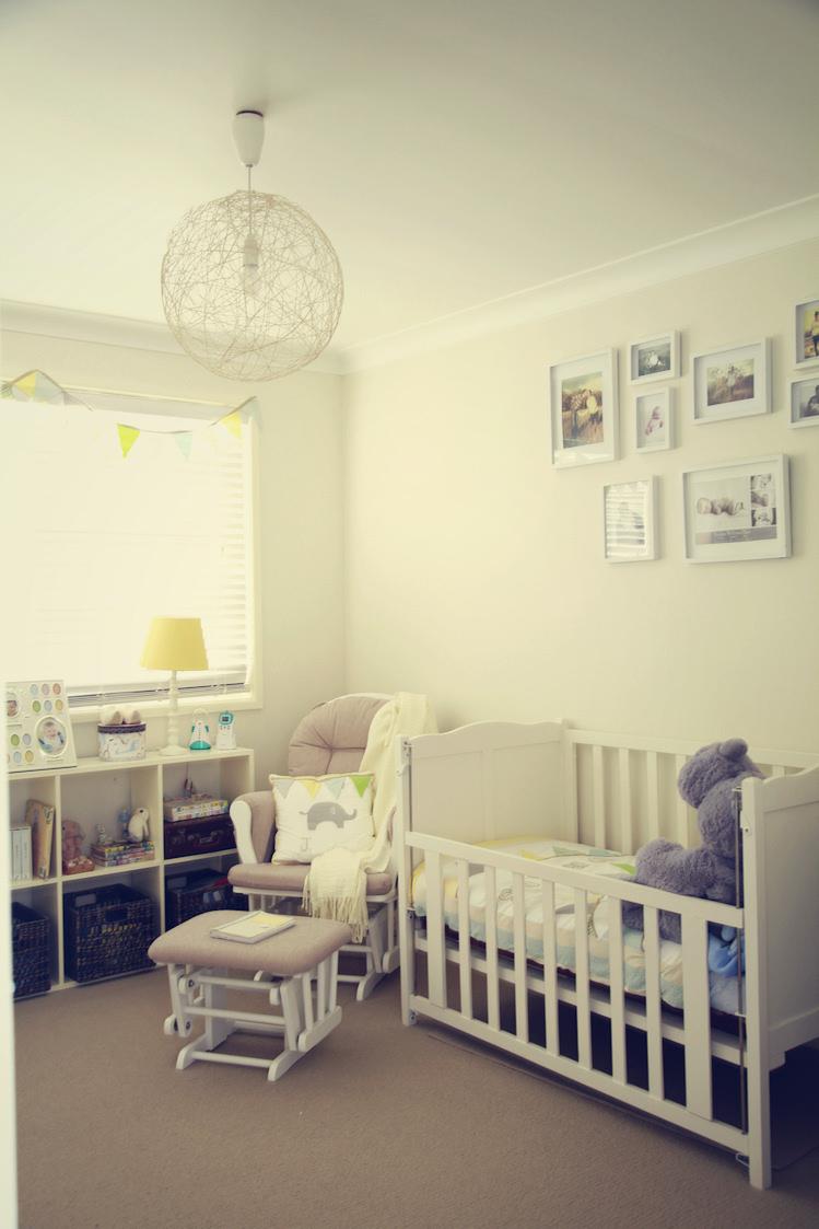 A Whimsical Nursery The Whimsical Wife