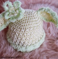 http://www.ravelry.com/patterns/library/bunny-baby-hat-2