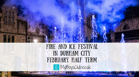 Fire and Ice Festival in Durham City this Half Term
