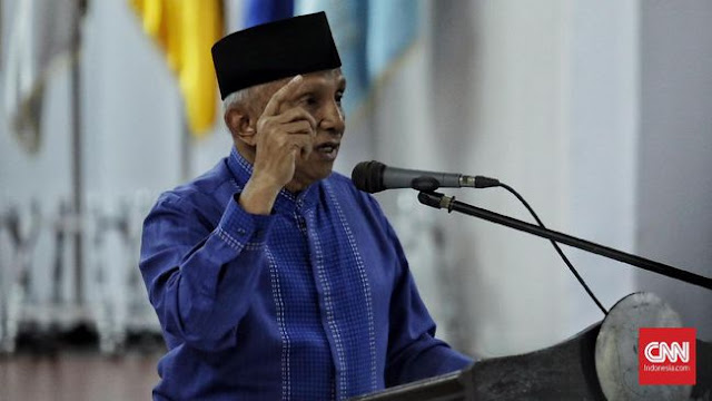 Amien Rais Ingatkan Prabowo-Sandi Tak Pakai Kekuatan Asing