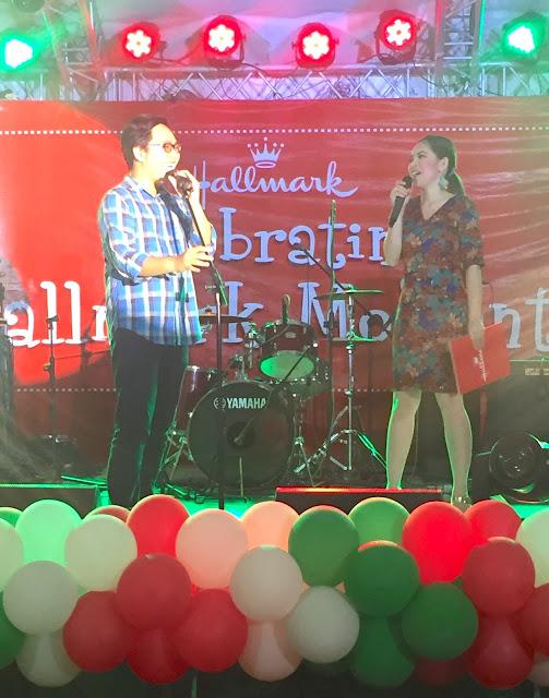 Celebrated Hallmark Moments mary-the-host