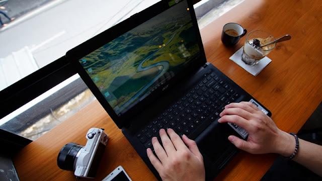 Acer Notebook Z1-402 Core i3-5005U Spesifikasi dan Harga di Indonesia