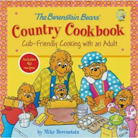 BookReview The Berenstain Bears' Country Cookbook By Mike Berenstain