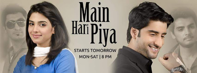 'Main Hari Piya' Serial on Zindagi Tv Wiki Plot,Cast,Promo,Title Song,Timing