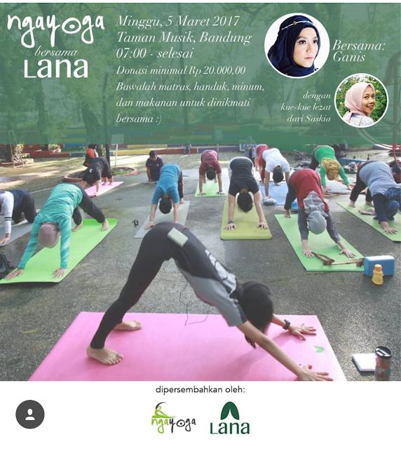 komunitas yoga bandung