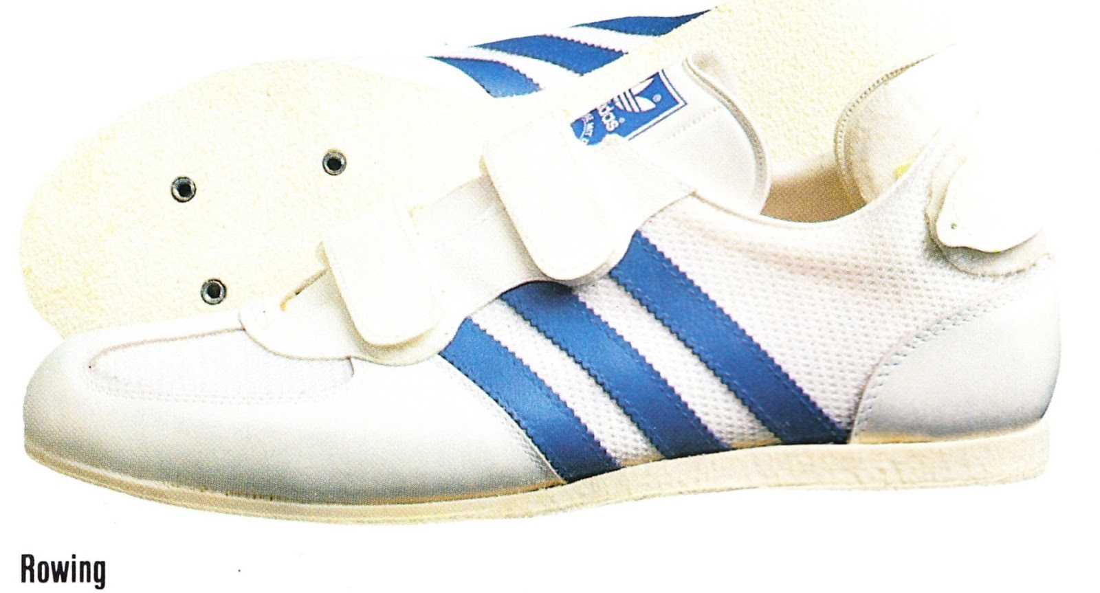 e2fabb381b6d Rowing – adidas commercially introduced a shoe for rowing in 1978 but had  custom modified shoes for the sport from a much earlier date.