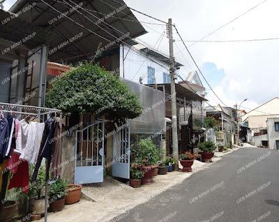 Nhà đẹp diện tích rộng đường ô tô gần trung tâm p9 Đà Lạt – Bất Động Sản Liên Minh N2260