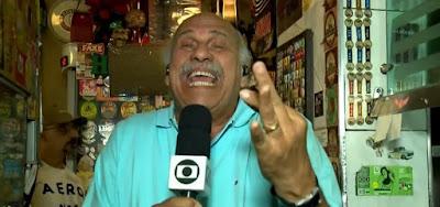 Márcio Canuto preferiu sair da Globo